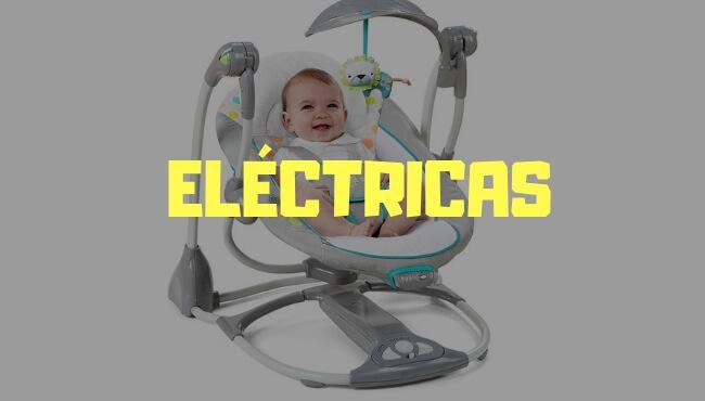 hamaca bebé eléctrica