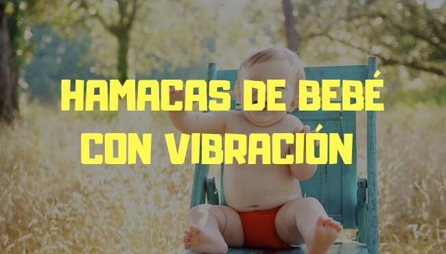 hamaca bebe vibracion